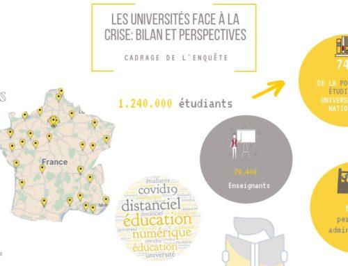 Enquête sur les pratiques des universités françaises : révélations d'une étude Post Covid19 !