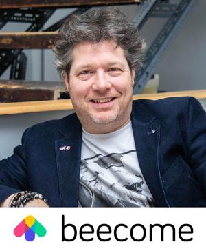 John Edwin - CEO & Fondateur de Beecome